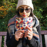HETTY+SAM Multicoloured iPhone 8 Wallet Case - 'Pass it On'