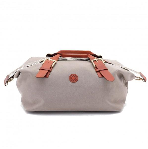 Duffle bag Mick gris ciment - Soliroca
