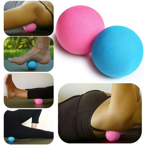 Yoga Massage Ball Crossfit Massager Roller Acupoint Therapy Muscle Relaxation, , TME Online | TME Online