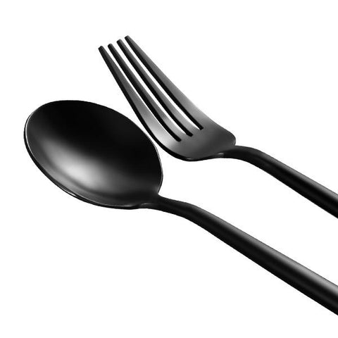 Stainless Steel Flatware Matte Cutlery, Cutlery, TME Online | TME Online