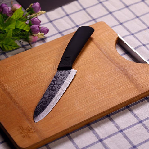5 Pieces Black Blade Zirconia Ceramic Knives, Knife, TME Online | TME Online