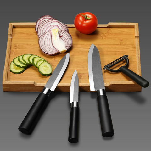Black Ceramic Knife Set, Knife, TME Online | TME Online