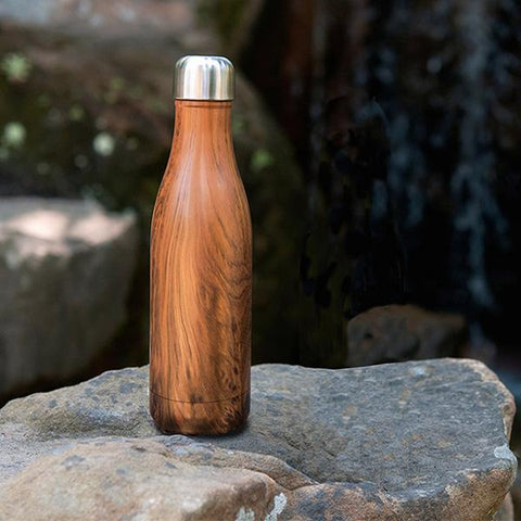 Double Walled Thermos Flask Water Bottle, Water Bottle, TME Online | TME Online