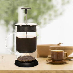 3 Part Filtration French Coffee Press, Coffee Press, TME Online | TME Online