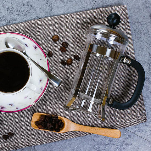 French Style Press Coffee Maker, Coffee Maker, TME Online | TME Online