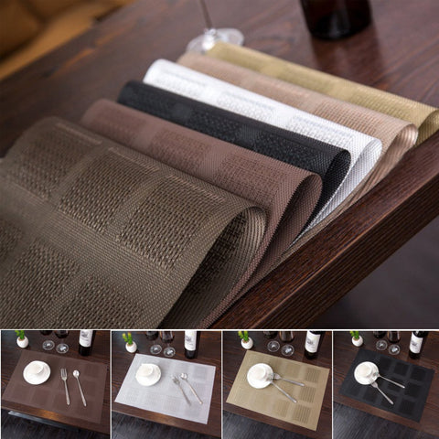 Heat Resistant Dining Table Place Mat, Table Mat, TME Online | TME Online