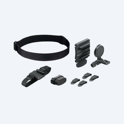 Sony BLT-UHM1 Universal Head Mount Kit for Action Cam, Head Mount Kit, Sony | TME Online