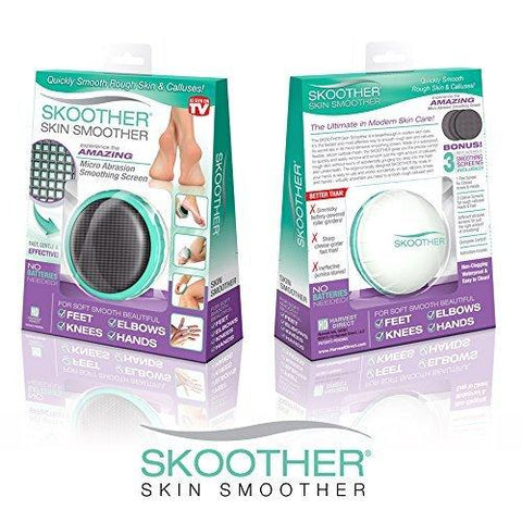 Skoother Skin Smoother With Micro-Abrasion Smoothing Screen, Skin Smoother, Skoother | TME Online