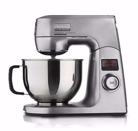Sunbeam MX9500 Cafe Series Planetary Mixmaster Power Drive, Mixers (Countertop), Sunbeam | TME Online