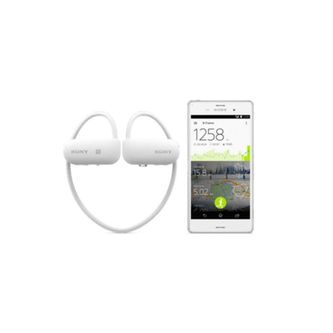 Sony SSEBTR1B Wearable Music Player With Fitness Tracker, Fitness Music Player, Sony | TME Online