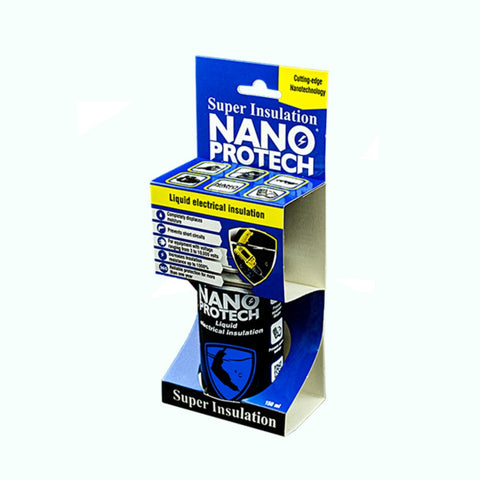 Nanoprotech - Super Electrical Insulation, Electrical Insulation, NANOPROTECH | TME Online