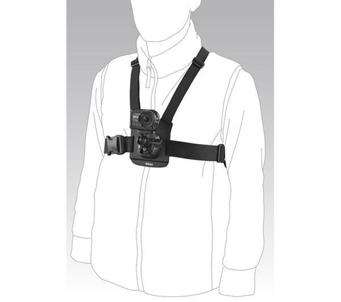 Nikon VAW24801 Chest Mount Harness, Chest Mount Harness, Nikon | TME Online