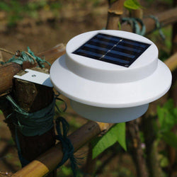Solar Gutter LED Light