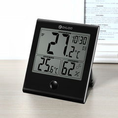 Image of Indoor & Outdoor Thermometer Hydrometer Monitor