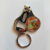 Image of Australian Themed Chrome Metal Keyrings, Keyrings, TME Online | TME Online