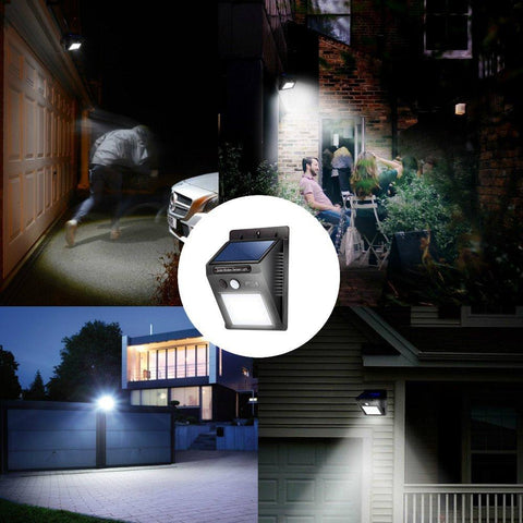 Solar Motion Light LED Battery Waterproof, Light, TME Online | TME Online