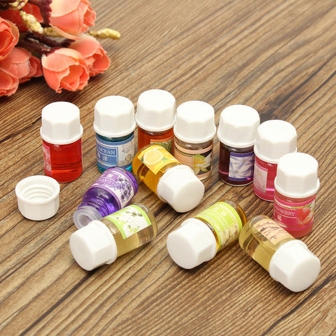 36pcs Water-soluble Essential Oil Flower Spa Aromatherapy Pure Therapeutic Plant Headache Relief, Essential Oils, TME Online | TME Online