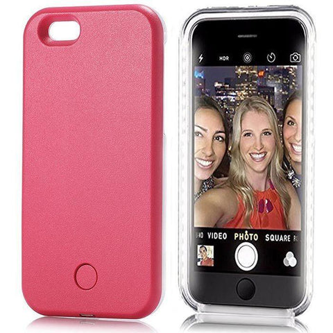 Selfie Phone Case With 40 LED Lights, Phone Case, TME Online | TME Online