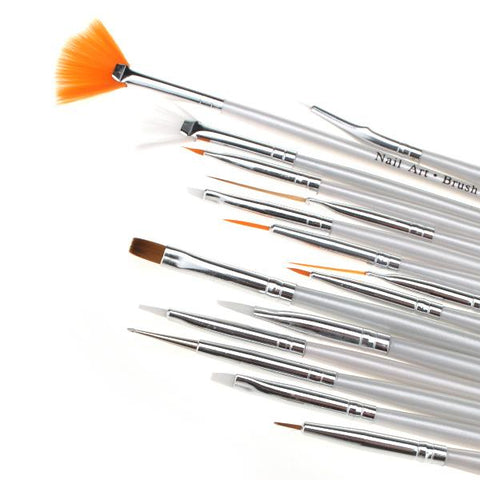 Nail Art Painting Polish Brush Set, Nail Brush Set, TME Online | TME Online
