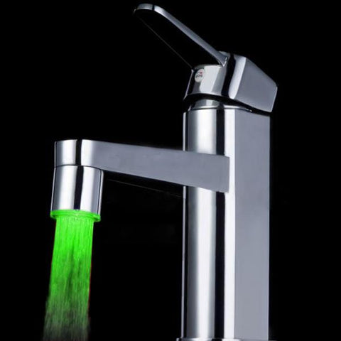 Colour Changing Faucet Tap Water Light, Faucet Light, TME Online | TME Online