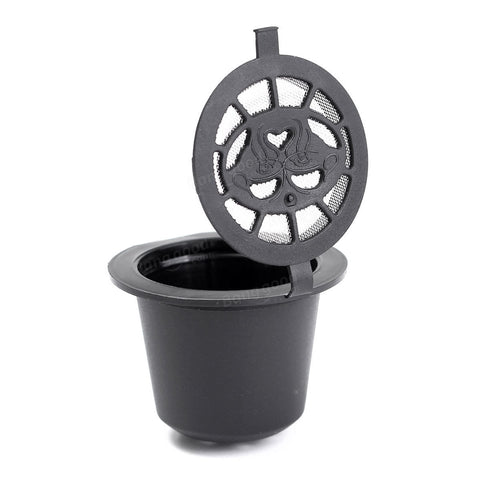 Refillable Coffee Capsule Pods Cup Reusable Filter For Nespresso Machine, Coffee Pod, TME Online | TME Online