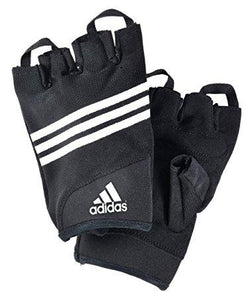 Adidas Stretchfit Training Gym Gloves, Gym Gloves, Adidas | TME Online