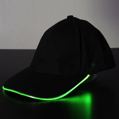 LED Lighted Baseball Cap, LED Cap, TME Online | TME Online