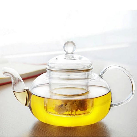 Glass Teapot With Infuser, Teapot, TME Online | TME Online