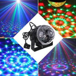 Voice Activated Magic Crystal Ball Light