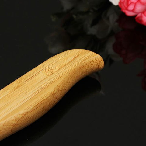 4 Pieces Bamboo Handle Ceramic Blade Knives With Sheaths, Knife, TME Online | TME Online