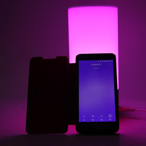 Wireless Touch Control Bedside Lamp, LED Cap, TME Online | TME Online