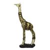 "Image of Giraffe facing forward 12"" poly resin, Sculptures & Figurines, n/a 