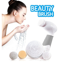 Amerke Beauty Brush Waterproof Facial Cleansing Massager, Facial Cleanser, Amerke | TME Online