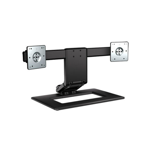 HP Adjustable Dual Display Stand - AW664AA, Monitor Stand, HP | TME Online