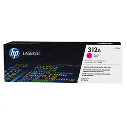 HP 312A Magenta Original LaserJet Toner Cartridge - CF383A, Toner Cartridge, HP | TME Online