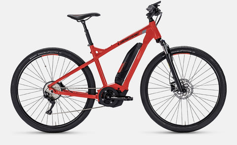 Lapierre Overvolt Cross 800 Yamaha E-bike
