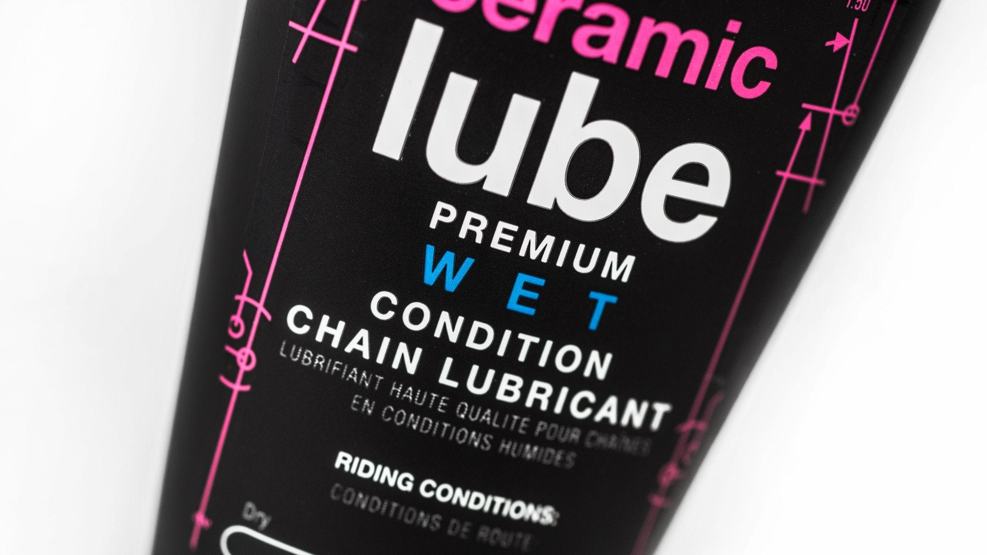 Muc-Off C3 Wet Ceramic Lube láncolaj 50 & 120ml