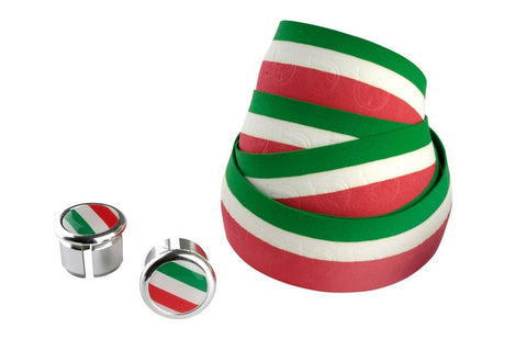 Cinelli Italian Flag Ribbon