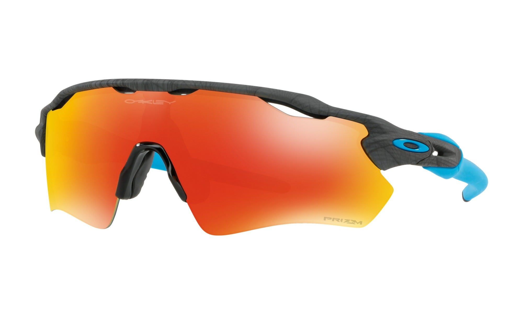 OAKLEY Radar EV Path PRIZM Ruby, Aero Grid Gray