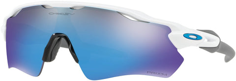 OAKLEY Radar EV Path PRIZM Sapphire, Polished White / Black