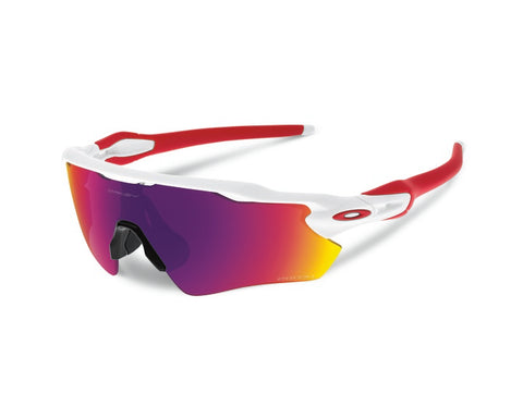 OAKLEY Radar EV Path Prizm Road, Polished White