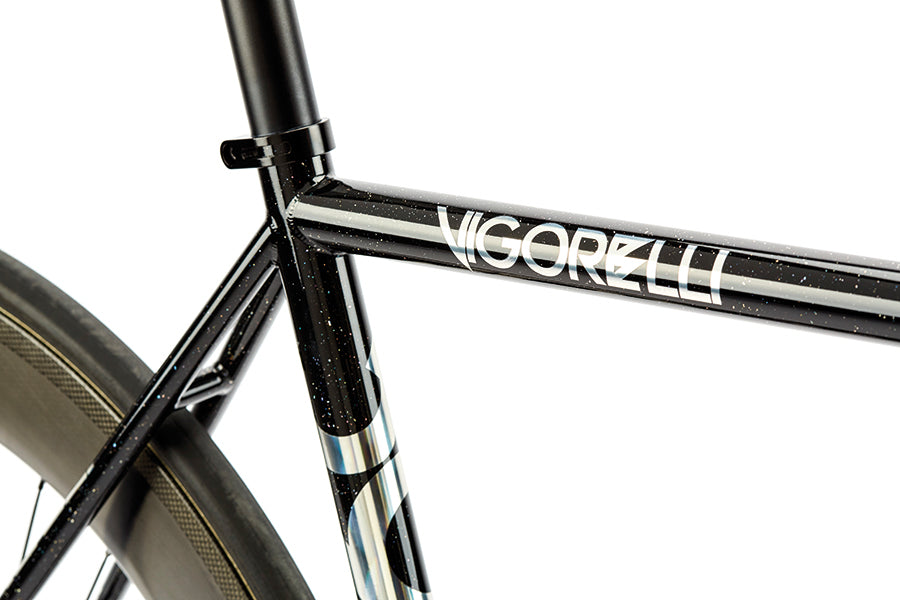 Vigorelli Steel Black Night vázszett - 2019
