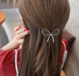 Minimalist Hairpin Clips Hairstyle Accessories