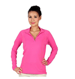Sun Protective Equestrian Long Sleeved  Shirt