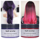 Hair Color Wax Temporary Hairstyle Cream