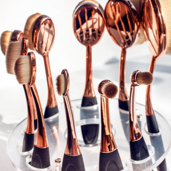 MULTIPURPOSE Professional Foundation Powder Brush Kit