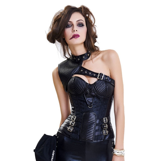 Steampunk and Bustiers Slimming Gothic Corsets
