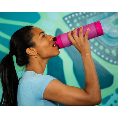 Hidrate Spark 3 - Berry Smart Waterbottle - Gift This!