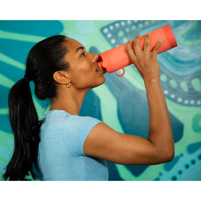 Hidrate Spark 3 - Coral Smart Waterbottle - Gift This!