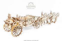 Model Royal Carriage